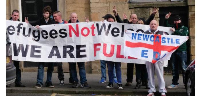 İngiltere'de ırkçılığa karşı birlik çağrısı