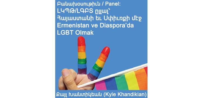 Ermenistan ve Diaspora'da LGBT olmak