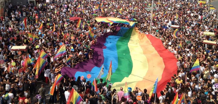 Hate campaign lead against İstanbul Pride March