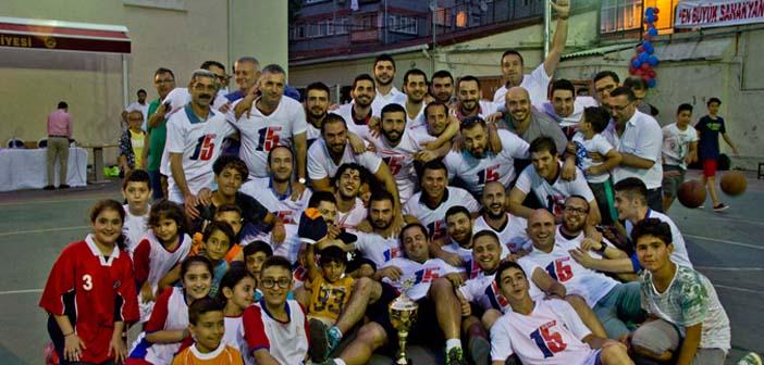 Semerciyan'ın şampiyonu Sahakyan