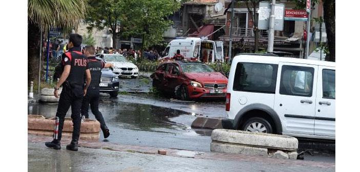 Պայթյուն է որոտացել Ստամբուլի Բեյազիտում․ կա 12 զոհ