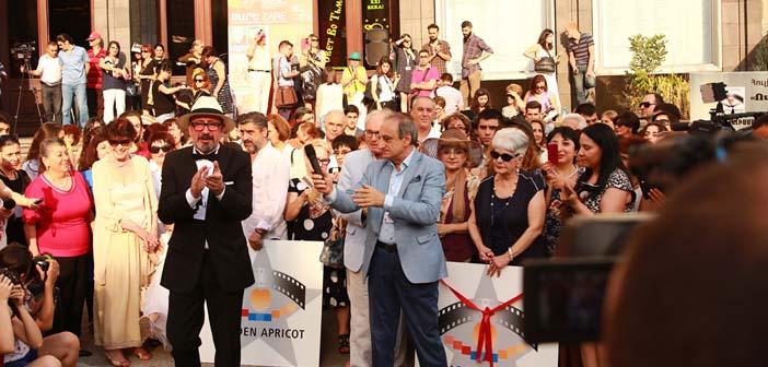 Altın Kayısı Film Festivali başladı