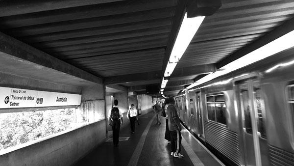 Ermenistan Metro İstasyonu
