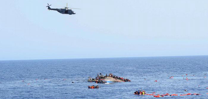 3,000 migrants died in Mediterranean Sea during the first half of 2016