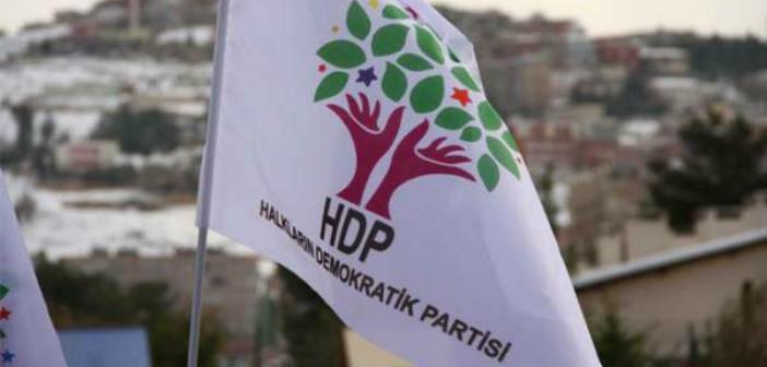 HDP 'Darbelere hayır, demokrasi hemen' mitinglerine hazırlanıyor