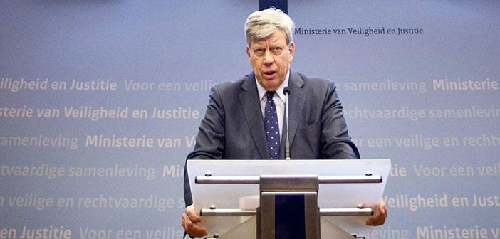 Hollanda, zanlının Türkiye'ye iadesini askıya aldı
