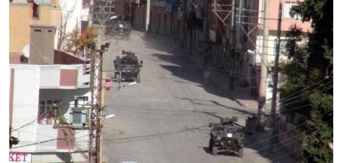 Mardin'de 22 köy ve mahallede sokağa çıkma yasağı