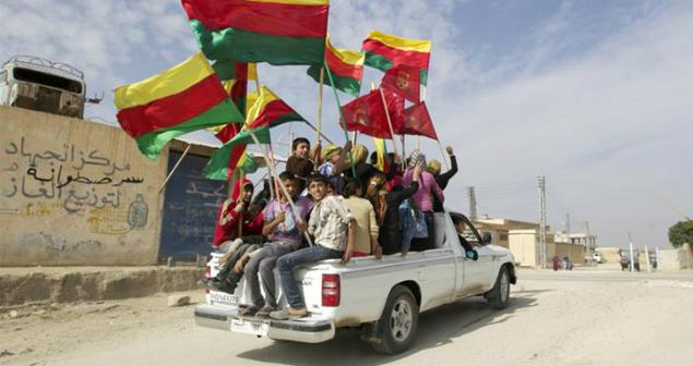 Rojava'dan özerklik dersleri