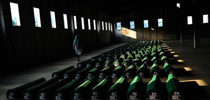 Srebrenitsa soykırımının 21. yıldönümü: 127 cenaze defnedilecek