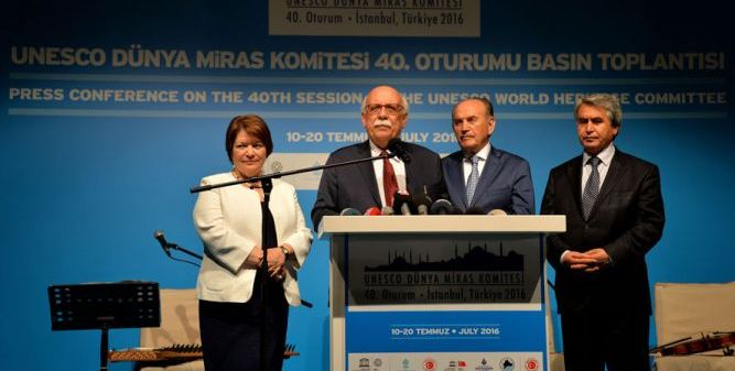 Karşı Forum soracak: UNESCO neyi koruyor?