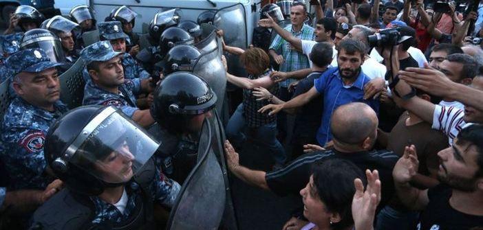 Ermenistan'da 'Sasun Delileri' teslim oldu