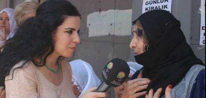 JINHA muhabiri Zehra Doğan gözaltına alındı
