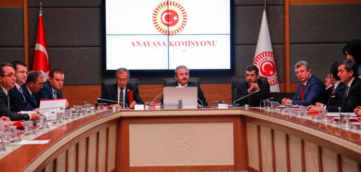 3 parti anayasa için buluşuyor, HDP davet edilmedi