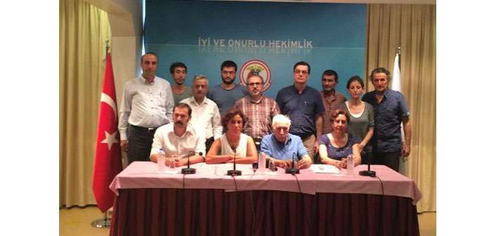 Barış Mitingi 4 Eylül'de Bakırköy'de