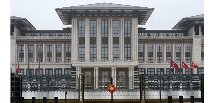 Beştepe'deki adli yıl açılışının nedeni israfı önlemekmiş
