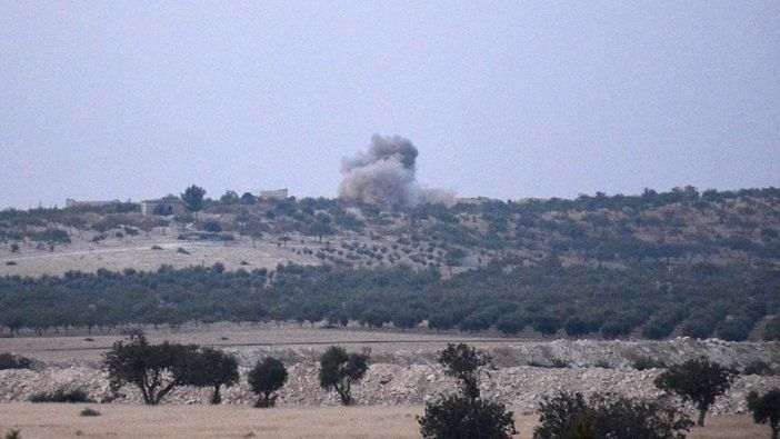 Turkish military launched operation in Jarablus