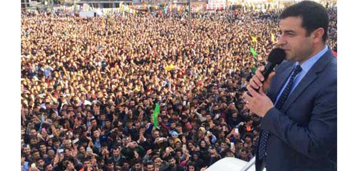 Urfa'da Demirtaş'ın da katılacağı mitinge yasak