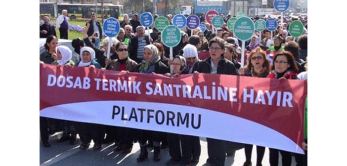 Bursa'da kömürlü temik santraline ÇED onayı