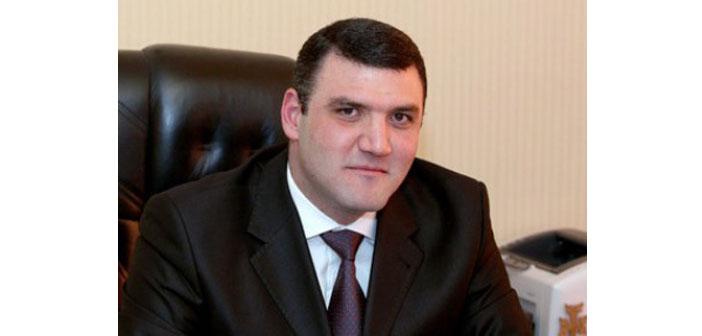 Ermenistan Başsavcısı istifa etti