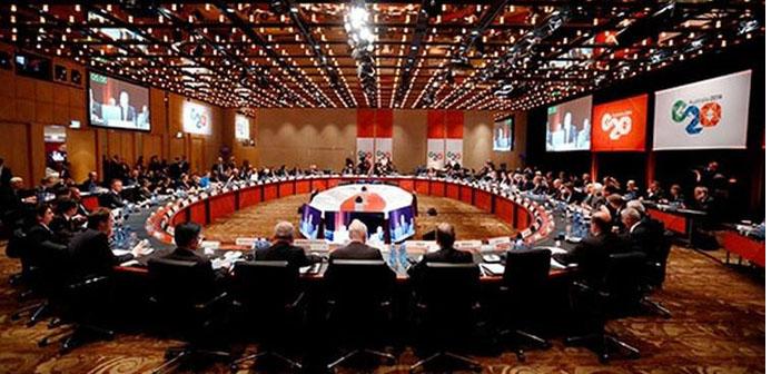 Obama ve Erdoğan G-20'de görüşecek