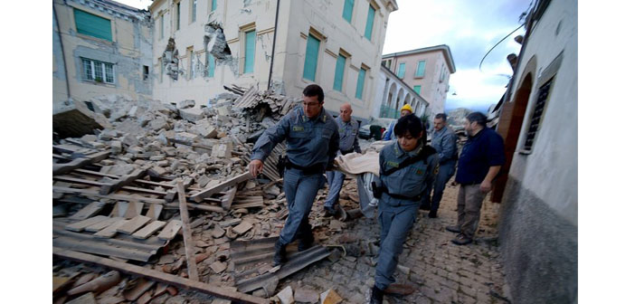 Earthquake in Italy: at least 37 dead