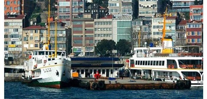 İBB: Kabataş İskelesi yarın kapatılıyor
