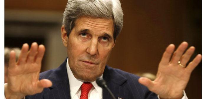 Çavuşoğlu: Kerry 24 Ağustos'ta Türkiye'de