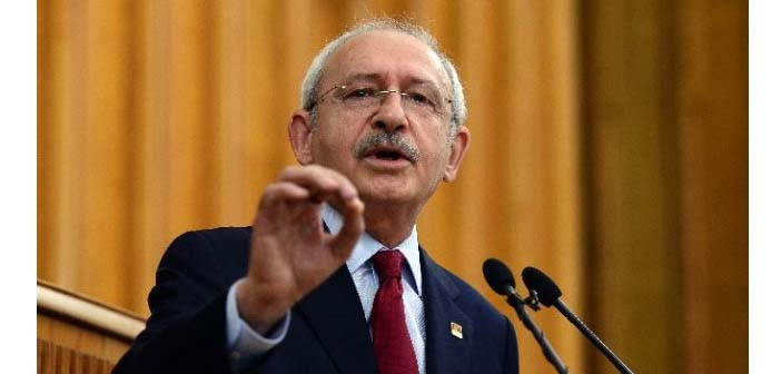 Kılıçdaroğlu: OHAL'i fırsat bilip gazeteciyi hapsetmek yakışır mı?