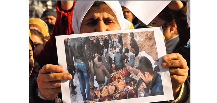 Roboski katliamı: Bombardıman emrinin verildiği toplantıda kimler vardı?