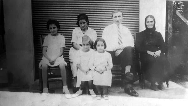 Buenos Aires'te Ermeni Bir Aile, 1940'lar