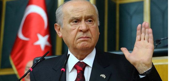Bahçeli: AKP'nin Anayasa metni tarafımıza iletildi