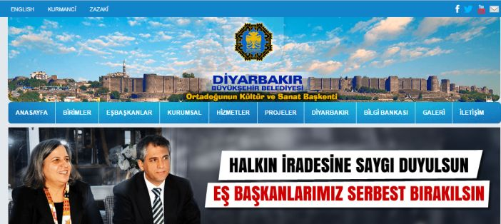 Diyarbakir Municipality's statement on the police raid