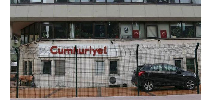 Operation against Cumhuriyet: editor-in-chief and writers detained