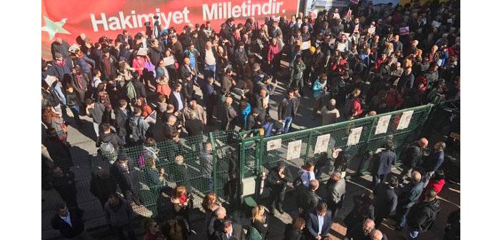 HDP: Artık sessiz kalma zamanı değil