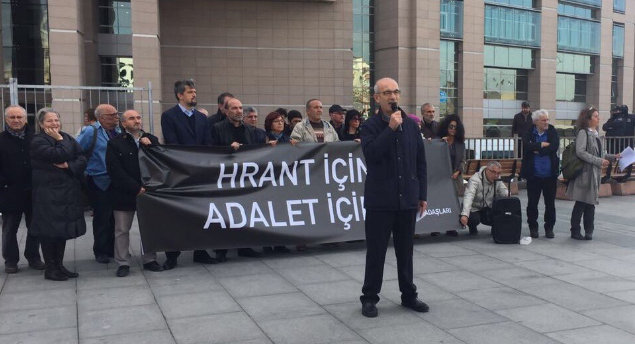 Friends of Hrant: Fear may be contagious, but so is courage