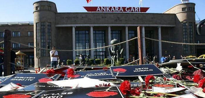 Ankara Katliamı'nın ilk duruşması gergin başladı