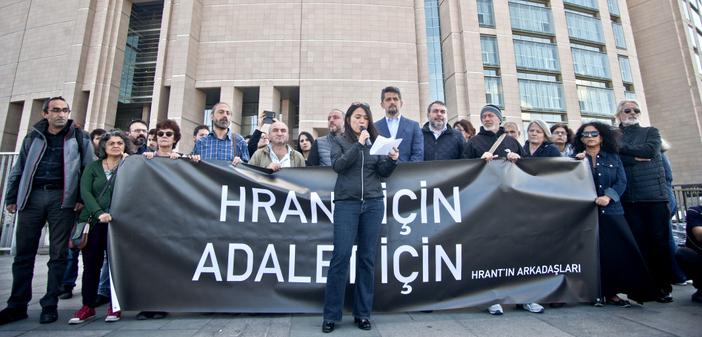 Dink davasında 2. gün: Engin Dinç'in sorgusu devam ediyor