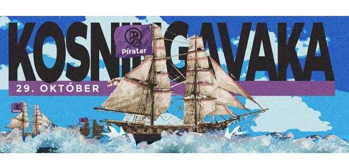 Korsanlar İzlanda'da hükümete doğru yelken açtı