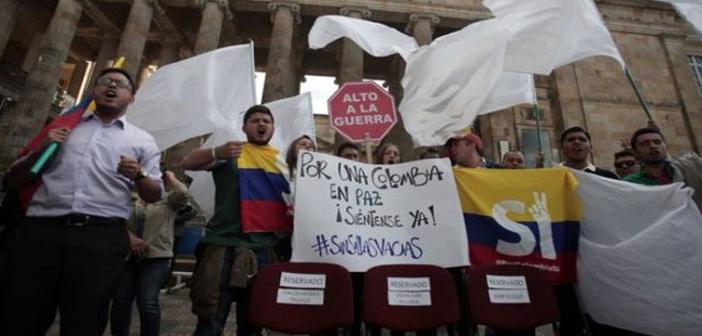 Kolombiya'da ateşkes 31 Ekim'e kadar uzatıldı