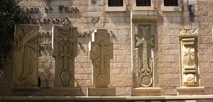 'Önce Ermeni, sonra Kudüslüyüz'