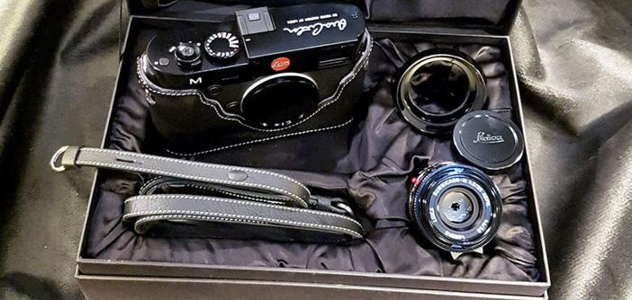 Leica'dan Ara Güler imzalı makine