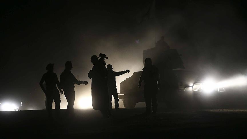 Mosul operation starts