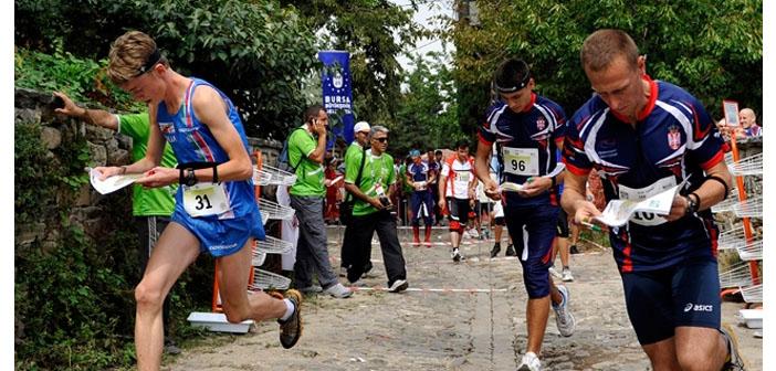 Fizik ve zihin gücüne dayanan bir spor: Oryantiring