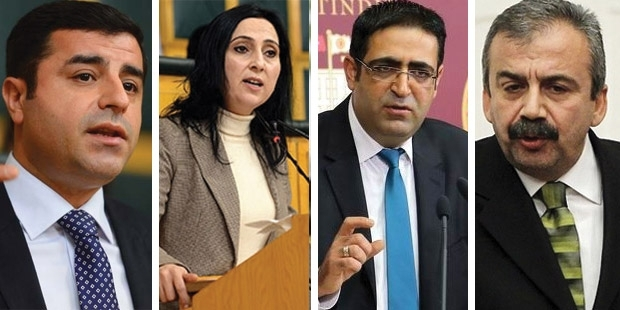 (LIVE) Operation against HDP: Co-chairs and 6 MPs arrested