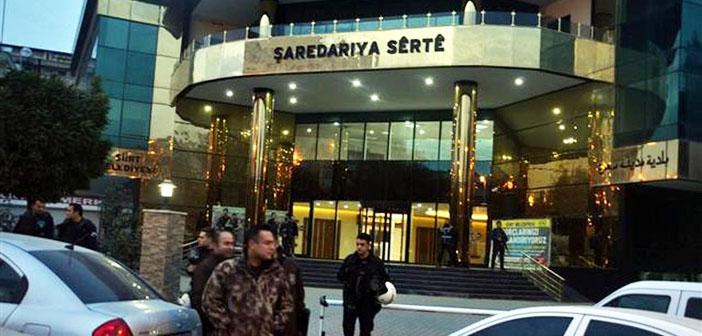 Siirt Belediyesi Eşbaşkanı Bakırhan tutuklandı