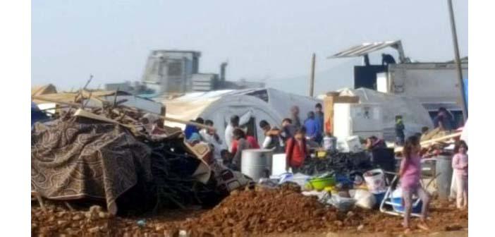 Şırnaklı aileler ikinci kez mağdur: Çadırlar polis zoruyla söküldü
