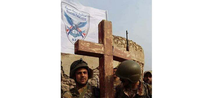 Musul Operasyonu'na katılan Süryaniler 'otonom bölge' istiyor