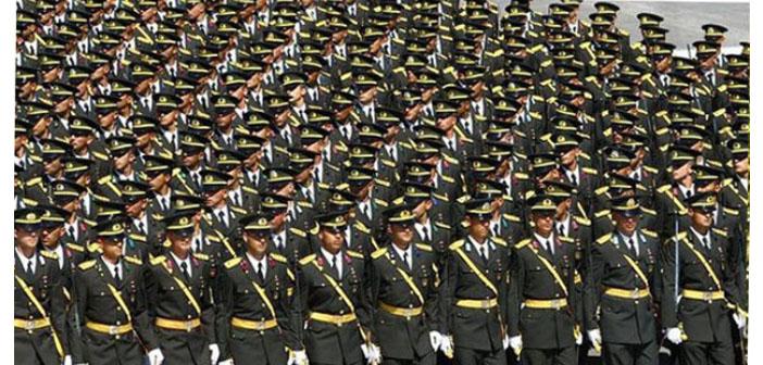 TSK'da yeni ihraç dalgası: 233 personel görevden alındı