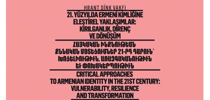 Her yönüyle Ermeni kimliği konferansı