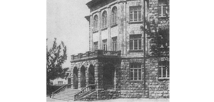 Tarihi mimarisi ile 'Başka Yerevan'
